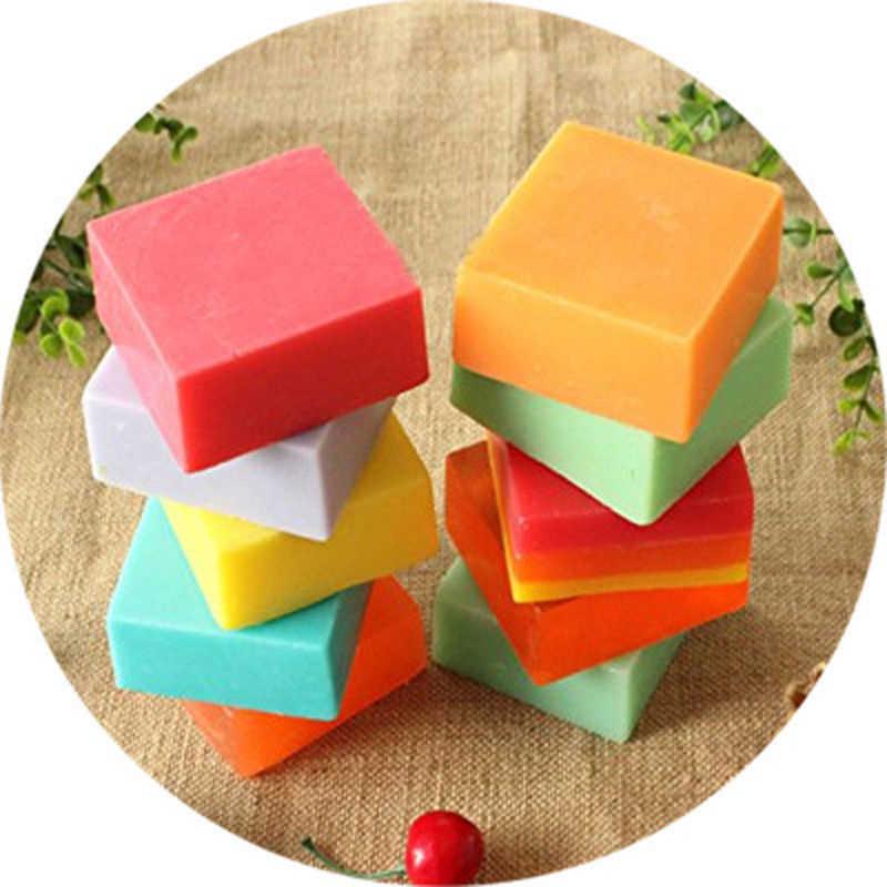 6 Lỗ Silicone Hình Chữ Nhật Handmade Làm Bánh Khuôn Bánh Xà Phòng Làm Khuôn Thủ Công Tự Làm Đồ Dùng
