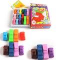 16pcs/ 1 Set Kids Toys Educational Car Model Maze Parking Lot IQ Game