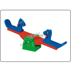plastic seesaw playground park