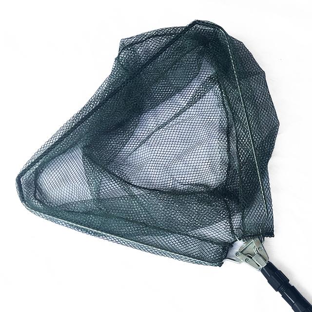 Aluminum Alloy Retractable Fishing Net