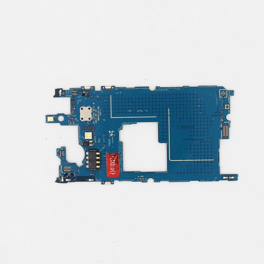 Image 3 - oudini  Unlocke For Original Samsung Galaxy S4 Mini   i9195  Motherboard Good Worki 100%testMobile Phone Circuits   -