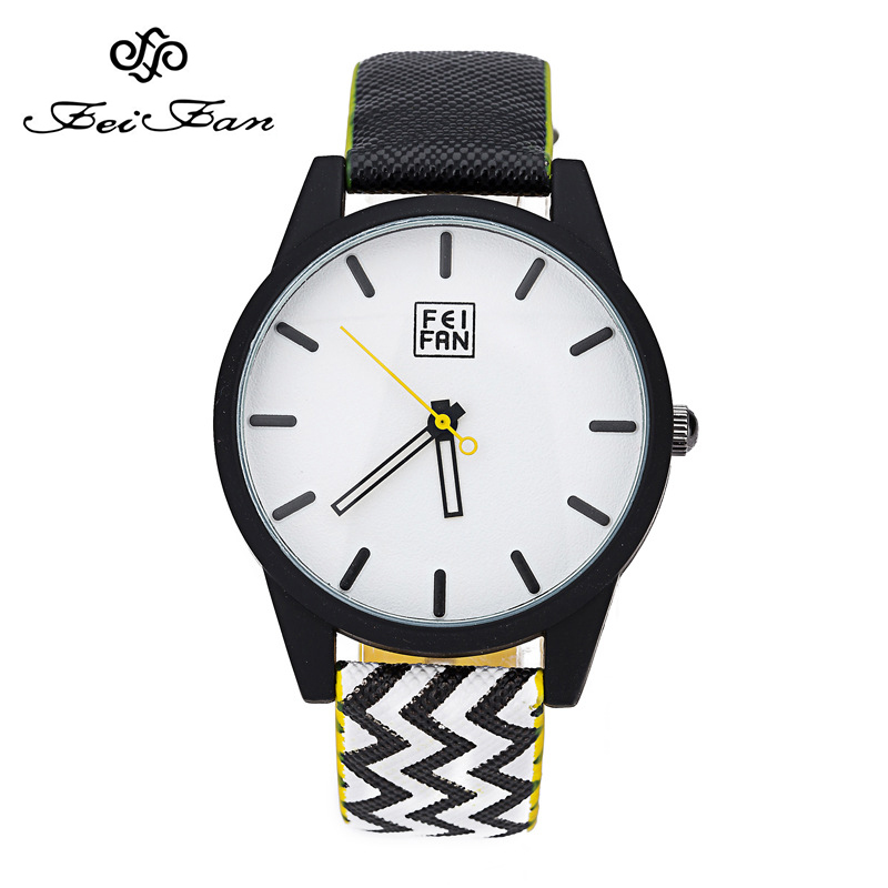 8 color Fashion Beauty Women's Watches 2016 FEIFAN Brand Casual Quartz Leather Wristwatches For Girls and students watch women adjustable long folding clutch brake levers for kawasaki z1000 07 08 09 10 11 12 13 14 15 z1000sx tourer 2012 2013 2014 2015