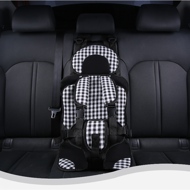 Child Safety Seat Car Baby Unrestrained Car Seat Baby Car Easy 9 Months -12 Years Old Portable Isofix General Model whole sale baby safety car seat 4 colors age range 2 10 years old baby car seat for kid active loading weight 9 30 kg baby seat