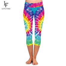 Fashion Women Summer Pants Stretch Cropped Capris Pants High Waist Mid-Calf 3/4 Length Trousers Leggings Plus Size