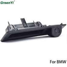 Парковка Камера для sony CCD BMW F10 F11 F25 F30 BMW 3 серии 5 серии X3 заднего вида Камера Trunk ручка Камера
