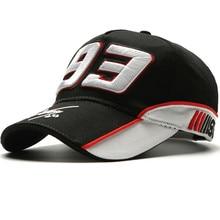 Sport Cap F1 Carmotorcycle Caps Racing Moto Gp Marc Marquez 93 Embroidery Hat Baseball Cap Hat Leisure Baseball Caps Moto Gp