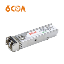 6COM Compatible for Ubiquiti UF-MM-1G EdgeSwitch/EdgeRouter Transceiver, 1.25Gb/s SFP Module MMF 850nm 550m