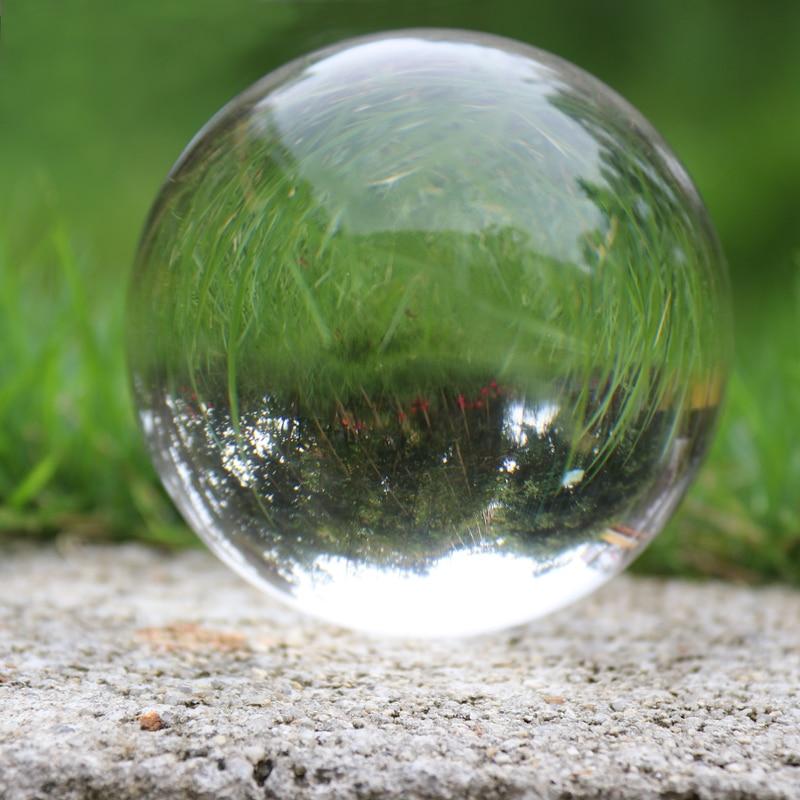 Crystal Healing Glass Ball Sphere 17