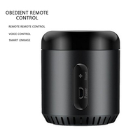 HATOSTEPED Newest RM Mini3 For Black Bean Smart Home Universal Intelligent WiFi IR 4G Wireless Remote