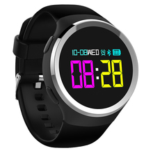 Купить с кэшбэком ORDRO N69 SmartBand Blood waterproof ip68 smart watch Pressure Heart Rate Monitor Waterproof Activity Tracker Remote