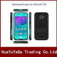 Phone Cases Original Redpepper Shockproof Waterproof Stand Case With Kickstand Cover Bag For Samsung Galaxy S6