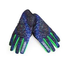 Genuine Ski Gloves Snowboarding Snowmobile Female Mens Heated Outdoor Climbing Hiking Winter Waterproof Keep Warm Glove