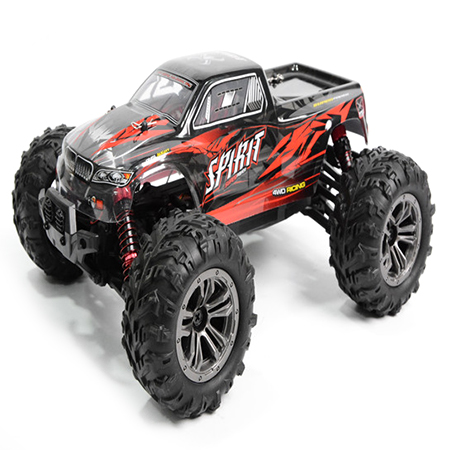 S610 2.4GHz 1:16 Scale 4WD Off-Road Car With Front Light 36 km/h High Speed Racing Car Remote Control Climbing Cars Toys GiftsS610 2.4GHz 1:16 Scale 4WD Off-Road Car With Front Light 36 km/h High Speed Racing Car Remote Control Climbing Cars Toys Gifts
