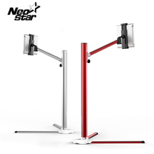 Telescopic Tablet PC Stand Holder for iPad Air Mini Lazy Floor Mount Holder Tablets for 7-10 inch For Mobile Phone For Iphone