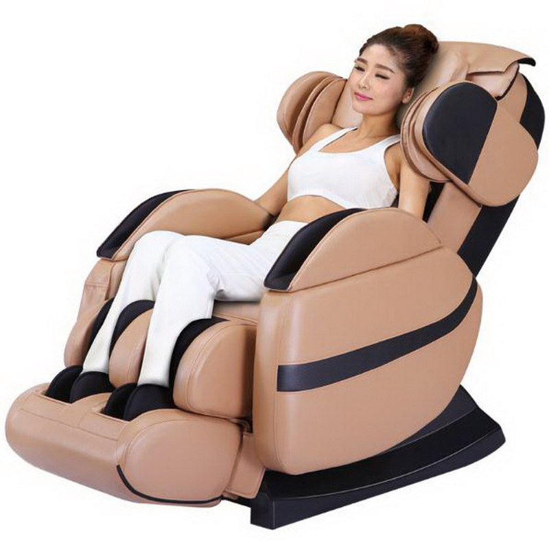T180111/Household multifunctional Electric massage chair/Foot roller Scraping massage/3D intelligent massage movement/Breathable 240337 ergonomic chair quality pu wheel household office chair computer chair 3d thick cushion high breathable mesh