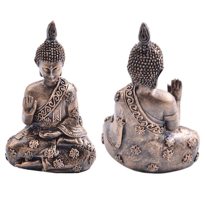 Chinese Exquisite Glaze Figurines Pharmacist Buddha Statue Green y135