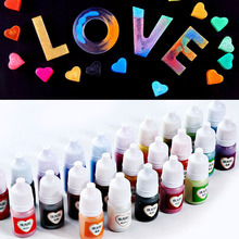 Crafts Pigment Powder Pearlescent Mica UV Resin Epoxy Powder DIY Crafts Accessories M8694