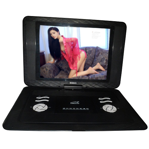 portable dvd 20 inch 3d mobile dvd evd portable dvd player. Black Bedroom Furniture Sets. Home Design Ideas