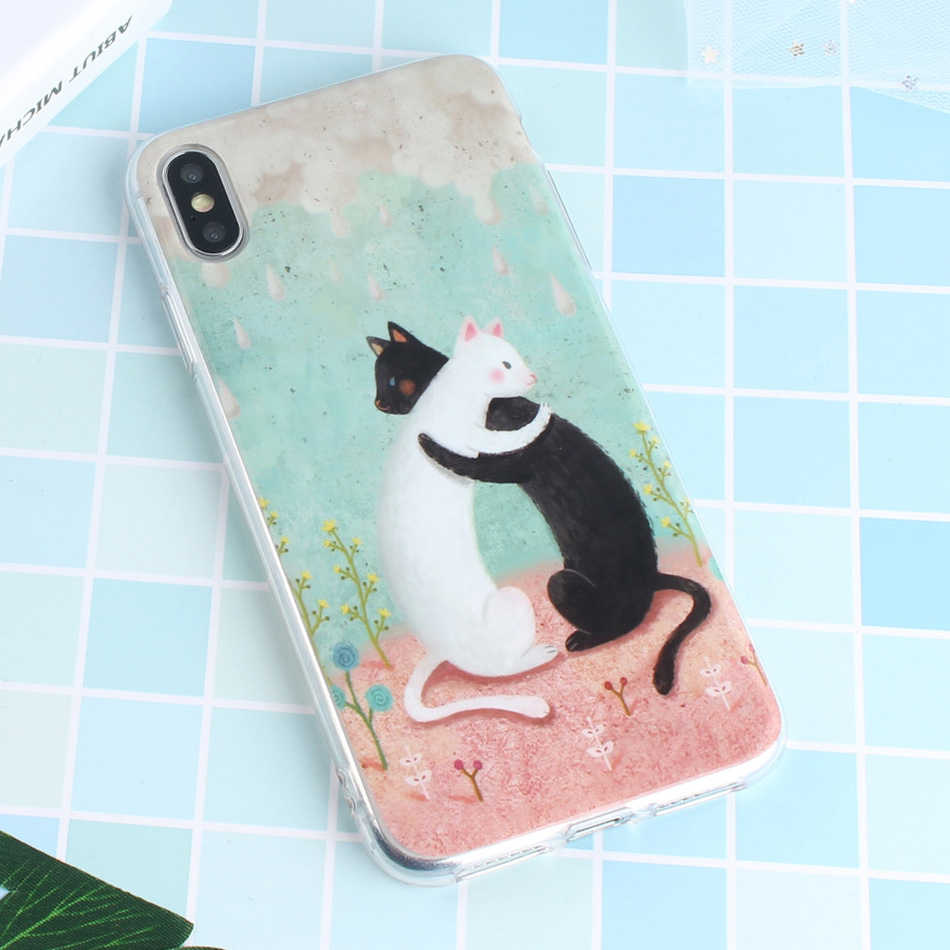Cell Phone Case For Samsung Galaxy J7 Neo Nxt J3 J5 J7 2015 2016 2017 Prime Pro Cartoon Cute Back Cover SCartoooft Casing Fundas