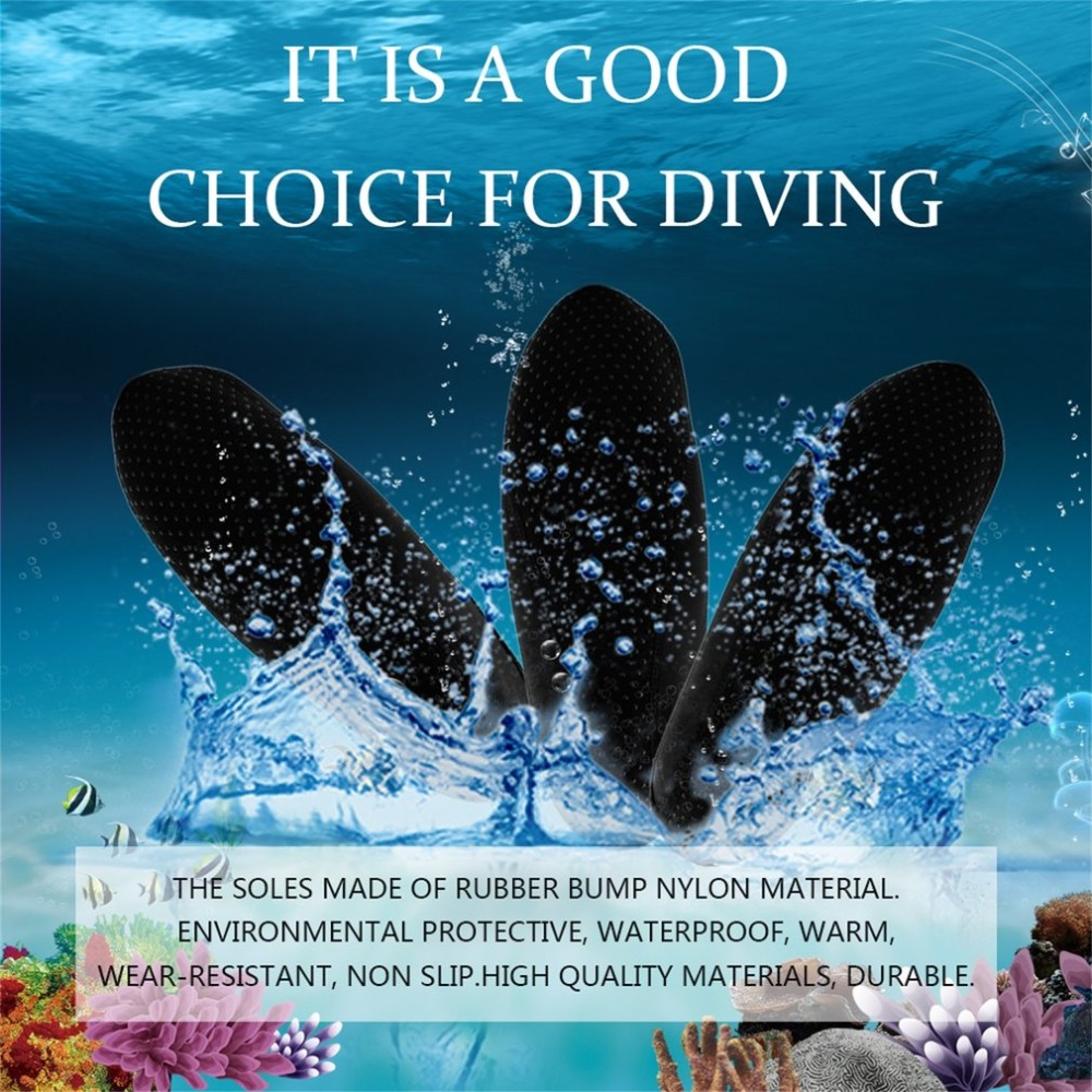 Men Women Waterproof Shoes Socks Beach Pool Dance Swim ...