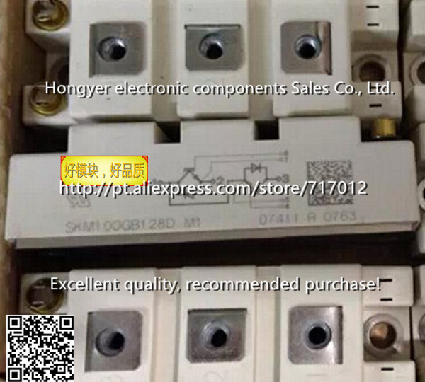 Free Shipping KaYipHT SKM145GB128DM1 IGBT: 145A1200V new element, quality assurance,Can directly buy or contact the seller free shipping 2sd315ai 33 igbt driver module the new element quality assurance can directly buy or contact the seller