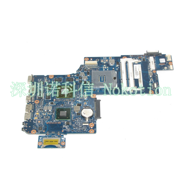 NOKOTION H000043500 Main board For Toshiba Satellite L870 C870 Laptop Motherboard HM76 DDR3 HD7600MNOKOTION H000043500 Main board For Toshiba Satellite L870 C870 Laptop Motherboard HM76 DDR3 HD7600M