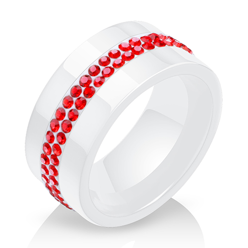 10mm Wide red