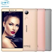 Original VKworld T1 Plus Kratos Cell Phone 2GB RAM 16GB ROM MTK6735 Quad Core 6.0 inch 4300mAh Android 6.0 LTE 4G Fingerprint