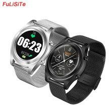 No.1 S9 Smart Watch Sleep Monitor Sport Tracker Heart Rate Monitor Bluetooth Waterproof Round Bracelet Wrist Watch For Men