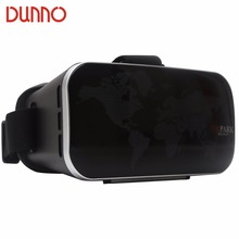 3D Glasses Cardboard VR Park Google Headset Virtual Reality Glasses Games Movie For SmartPhone 4.7 – 6 inch VR Glasses