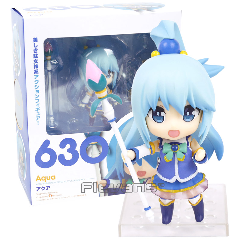 Nendoroid KonoSuba God's Blessing On This Wonderful World! Aqua 630 PVC Action Figure Collectible Model Toy
