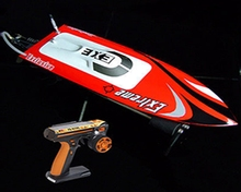 Ready to Run Fiber Glass M455 Brushless RC Racing Boat 3S 2.4G Radio Remote Control RC Boats RTR