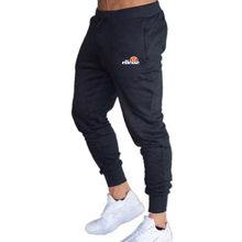 Estate Nuovo Pantaloni Jogger Uomini Casual Pantaloni Jogger Pantaloni di  Modo Palestre Bodybuilding Fitness Sudore Tempo 649223acdc78