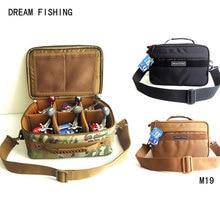 reel bag large capacity sknapsack tackle fishing bags Dream fishing 33*13*23cm1200D oxford multi-function bolsa de la pesca