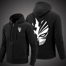 Hot Sale Death Hooded Jacket Coat Only New Winter Jackets And Coats Death hoodie Anime Costume Warm Zipper Winner Sweatshirt