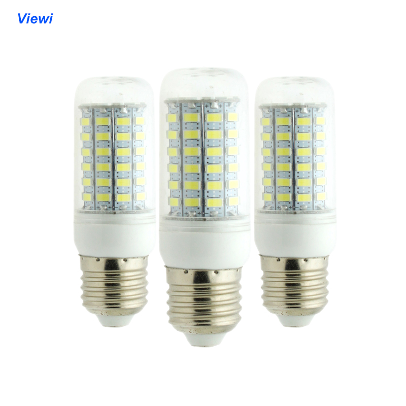 Viewi 1X ampoule led bulb light E27 SMD 5730 69 leds super bright 110v 220v home energy saving bulbs lighting 360 degree ampul