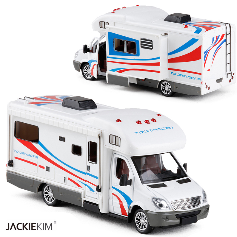 Recreational Vehicle: 1:32 Scale Alloy Metal Diecast Car Model For Sprinter
