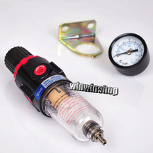 Dental Chair Unit Pressure Relief Valve Manometer Filter Damping Meter Online(China)