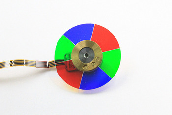 NEW Good Quality Color Wheel For NEC V260W+ V300W+ NP260+ DLP Projector 1PC