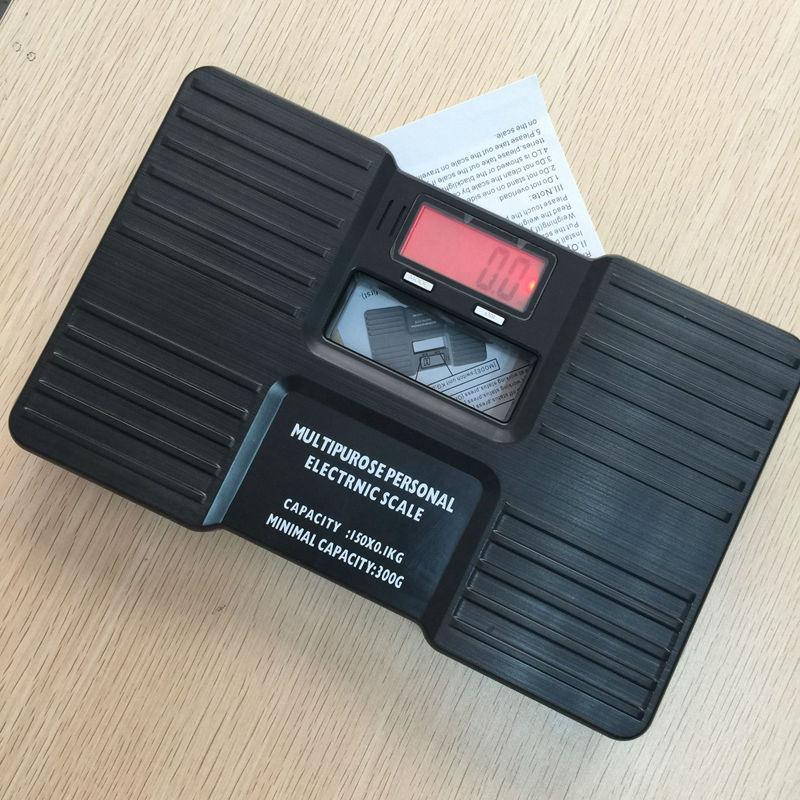 150KG 0,1 kg digitaalsed isiklikud kaalud ülitäpne elektrooniline - Mõõtevahendid - Foto 4