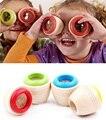 Деревянные развивающие магия калейдоскоп детские малыш дети обучения игрушки головоломки # 10