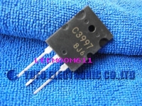 Free Shipping One Lot 15 NPN 2SC3997 C3997 Color Horizontal Output Transistor