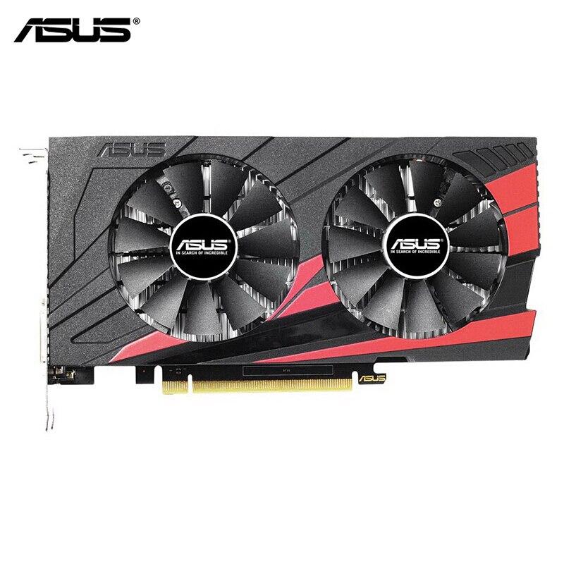 ASUS EX GeForce GTX 1050TI Графика Card 4 г GDDR5 1290-1392 мГц ASUS видео карта 128 бит HDMI DP alibaba-Express ноутбуков настольных ПК