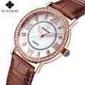 2018 neue Ankunft Marke Elegante Retro Uhren Frauen Fashion Luxury Quarzuhr Uhr Weibliche Beiläufige Lederne frauen Armbanduhren wristwatch brand wristwatch womenwristwatch quartz watch -