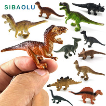 New Velociraptor Dinosaur Rex Dinosaur Action & Toy Figures Animals Models Collection Learning & Educational Kids Birthday Gift