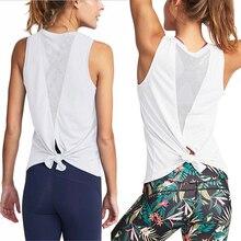 Women Yoga shirt Gym Fitness Sports Quick Dry Running Cycling Sport Shirts Sexy sports wear for women gym