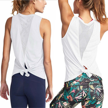 Yoga-Shirt Sports-Wear Fitness Running Women Gym Quick-Dry for Sexy