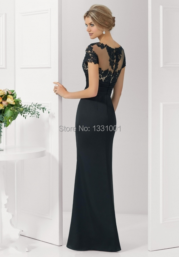 godmother dresses for weddings. vestidos de fiesta brides mother dresses for weddings short sleeve godmother dress 2015 new party gowns china websites sale-in of the bride aliexpress.com