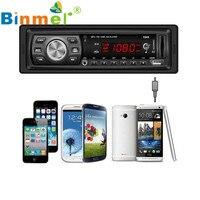 In Dash Car Audio Bluetooth Stereo Head Unit MP3/USB/SD/MMC Remote HandsFree Car MP3 Audio Player N1213