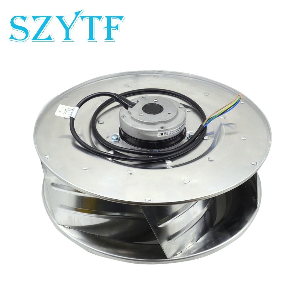 SZYTF Disc centrifugal fan YWF.B4S-355 220V 0.75A  165W turbo fan centrifugal fan360*173mm free shipping 133 disc centrifugal fan ywf f2s 133 220v 32w plastic impeller